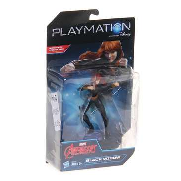 Marvel Avengers Playmation Black Widow Hero Smart Figure by Hasbro for Sale on Swap.com