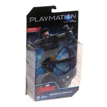 Marvel Avengers Playmation Hawkeye Hero Smart Figure by Hasbro for Sale on Swap.com