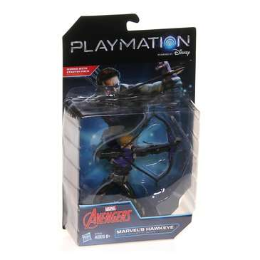 Marvel Avengers Playmation Hawkeye Hero Smart Figure for Sale on Swap.com