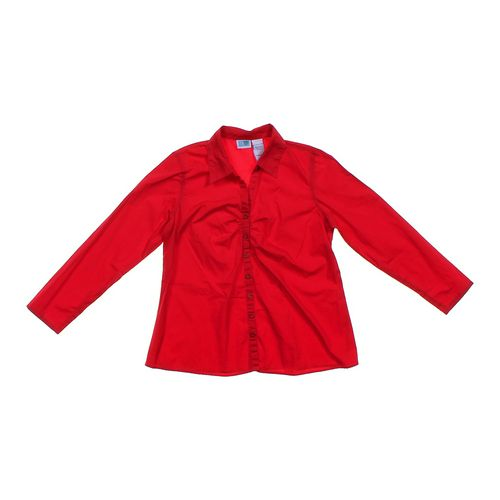 Baby & Me Maternity Button-up Shirt in size M (8-10) at up to 95% Off - Swap.com