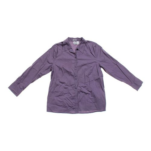 duo Maternity Maternity Button-up Shirt in size L at up to 95% Off - Swap.com