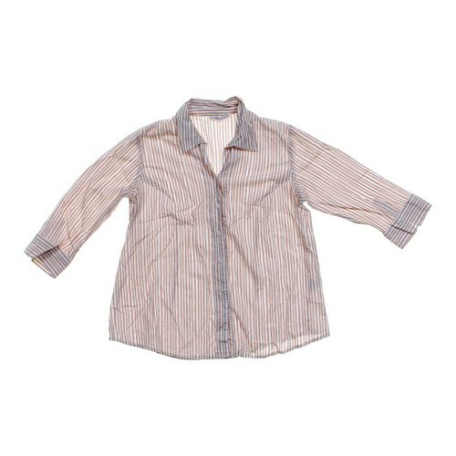 duo Maternity Maternity Button-up Shirt in size M at up to 95% Off - Swap.com