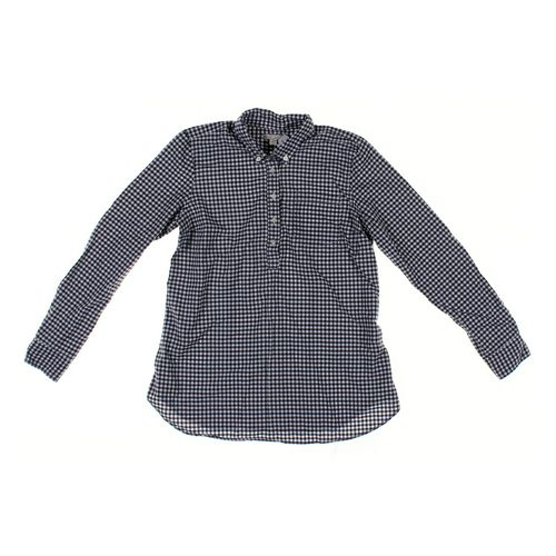 Gap Maternity Button-up Shirt in size S at up to 95% Off - Swap.com