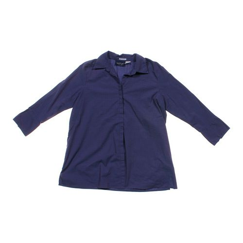 Krazy Kat Maternity Maternity Button-up Shirt in size S at up to 95% Off - Swap.com