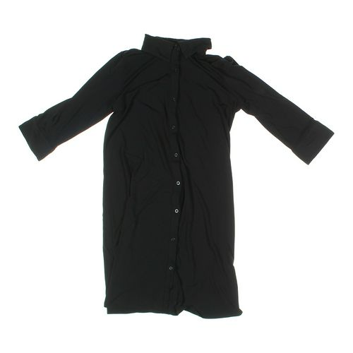 Liz Lange Maternity Maternity Button-up Shirt in size L at up to 95% Off - Swap.com