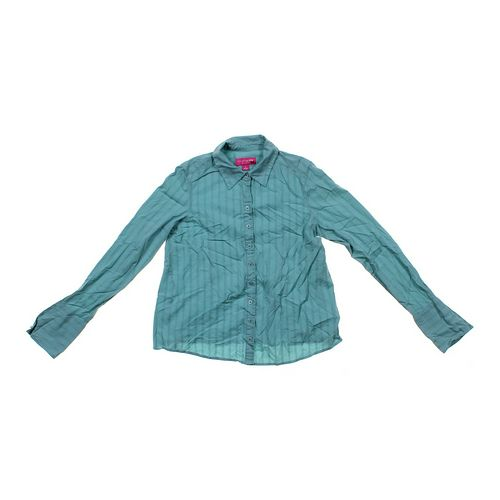 Liz Lange Maternity Maternity Button-Up Shirt in size M (8-10) at up to 95% Off - Swap.com