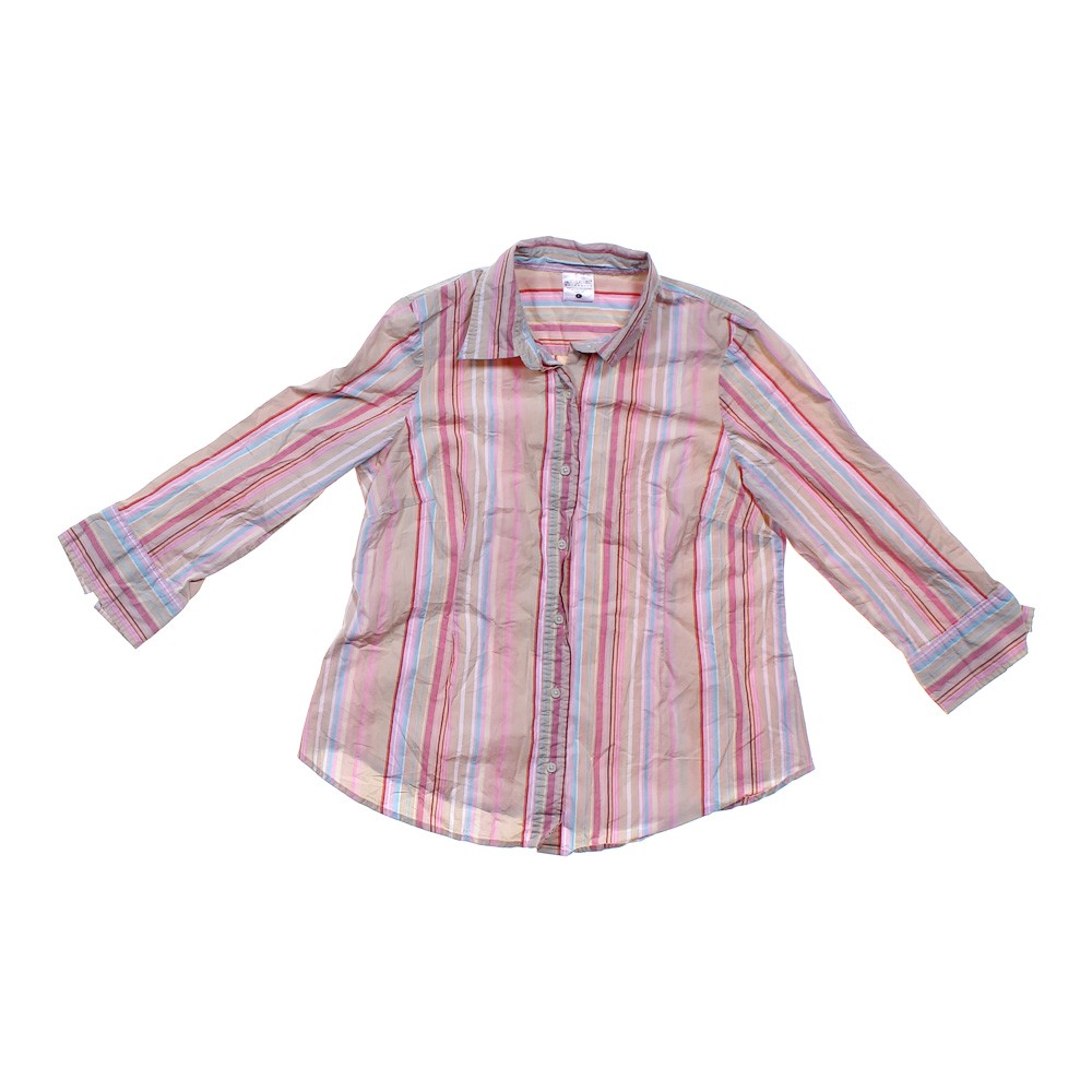 05ffa4bd7db874 Motherhood Maternity Maternity Button-up Shirt in size L at up to 95% Off