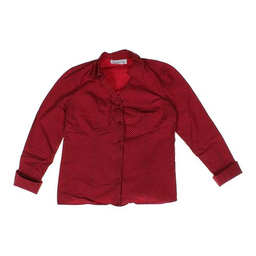 Motherhood Maternity Maternity Button-up Shirt in size M (8-10) at up to 95% Off - Swap.com