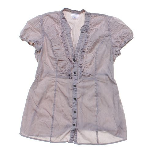 Motherhood Maternity Maternity Button-up Shirt in size M at up to 95% Off - Swap.com
