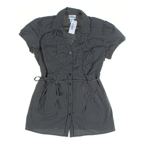 Motherhood Maternity Maternity Button-up Shirt in size S at up to 95% Off - Swap.com