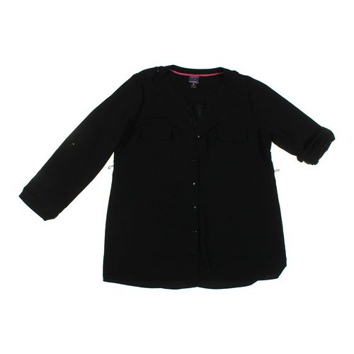 Oh Baby by Motherhood Maternity Button-up Shirt in size XL at up to 95% Off - Swap.com