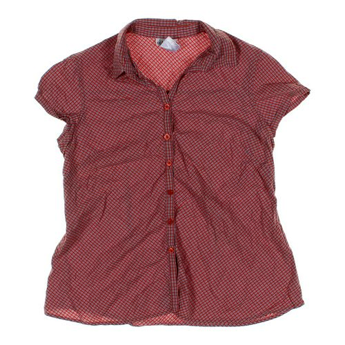 Oh! Mama Maternity Button-up Shirt in size M at up to 95% Off - Swap.com
