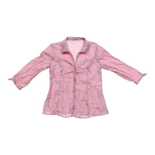 Old Navy Maternity Button-up Shirt in size M at up to 95% Off - Swap.com