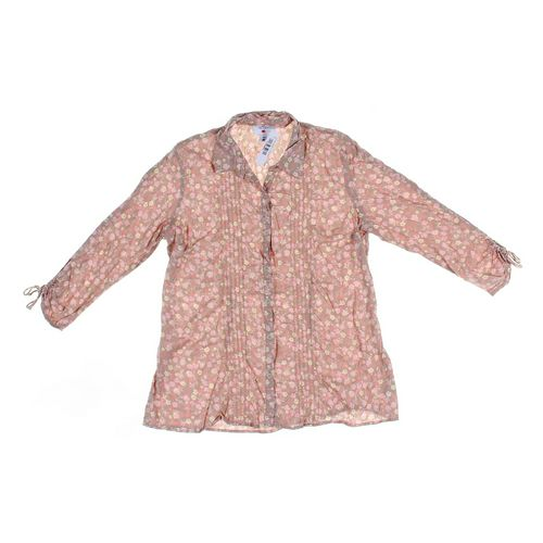 Two Hearts Maternity Maternity Button-up Shirt in size S at up to 95% Off - Swap.com