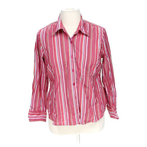 Maternity Maternity Button-up Shirt in size XL at up to 95% Off - Swap.com