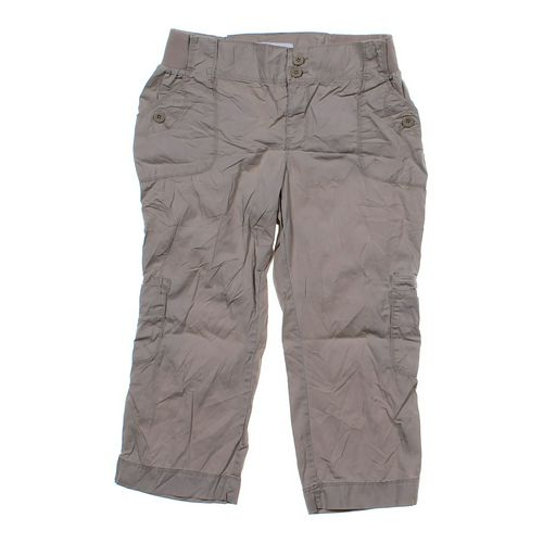 Liz Lange Maternity Maternity Capri Pants in size S (4-6) at up to 95% Off - Swap.com