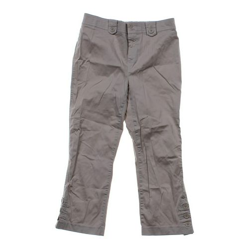 Oh Baby by Motherhood Maternity Capri Pants in size S at up to 95% Off - Swap.com