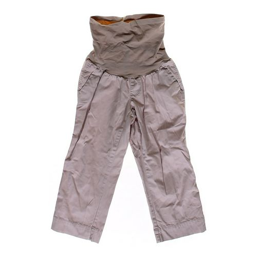 Oh Baby by Motherhood Maternity Capri Pants in size S (4-6) at up to 95% Off - Swap.com