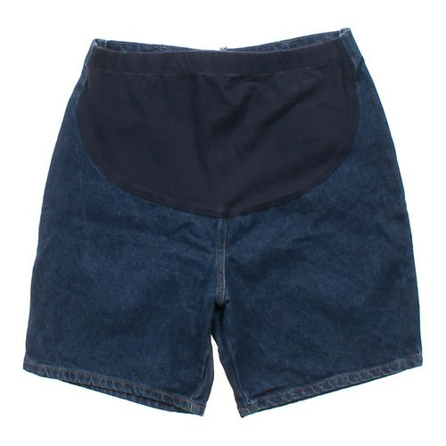 duo Maternity Maternity Denim Shorts in size M (8-10) at up to 95% Off - Swap.com