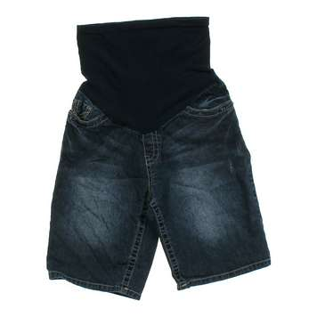 Maternity Denim Shorts for Sale on Swap.com