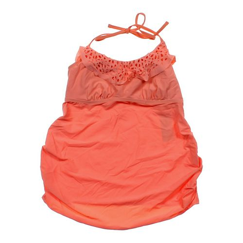 Liz Lange Maternity Maternity Halter Tankini in size M (8-10) at up to 95% Off - Swap.com