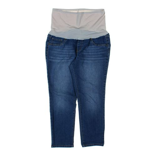 Blue Spice Maternity Jeans in size L at up to 95% Off - Swap.com
