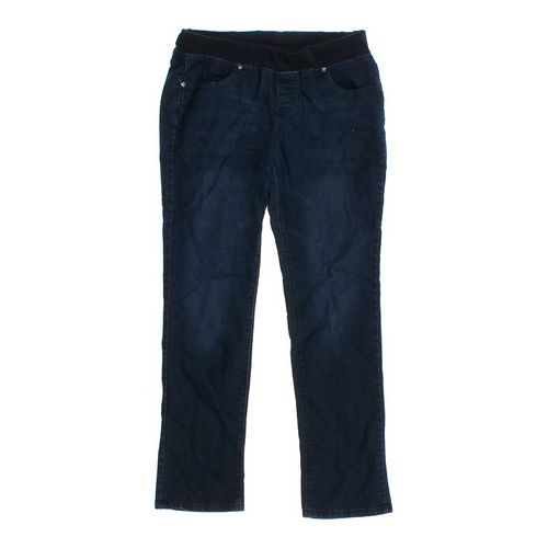 Classic Blue Maternity Maternity Jeans in size L (12-14) at up to 95% Off - Swap.com