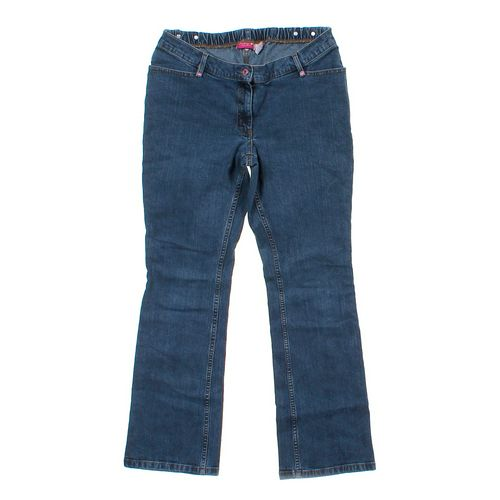 Liz Lange Maternity Maternity Jeans in size M (8-10) at up to 95% Off - Swap.com