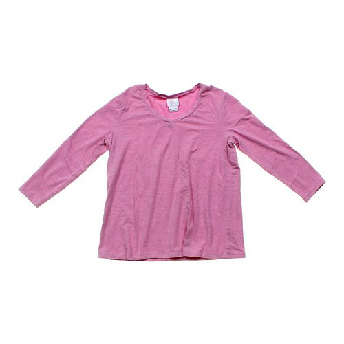 Oh Baby by Motherhood Maternity Long Sleeve Tee in size M (8-10) at up to 95% Off - Swap.com