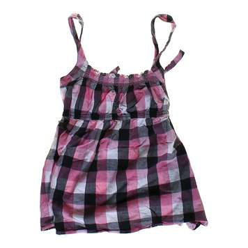 Maternity Plaid Tank Top for Sale on Swap.com