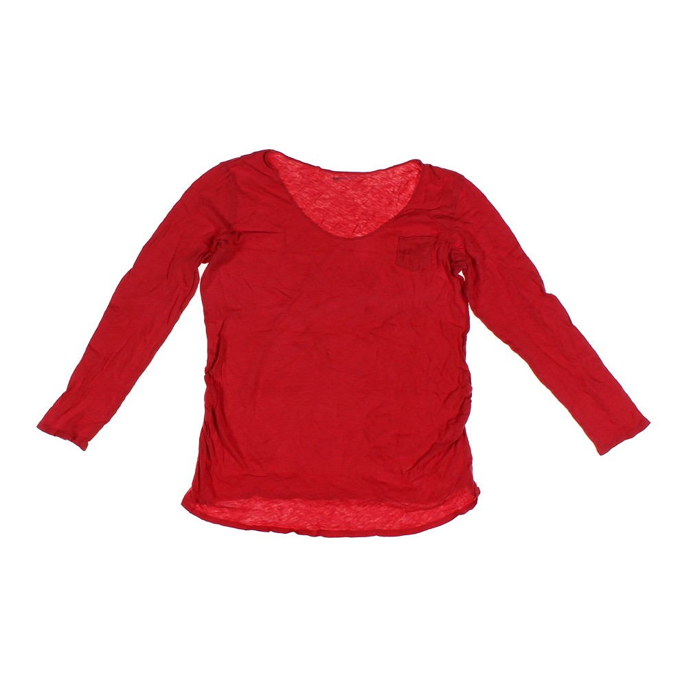 bd1385e9685a3 Gap Maternity Shirt in size XL at up to 95% Off - Swap.com