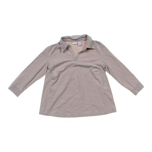 In Due Time Maternity Shirt in size M (8-10) at up to 95% Off - Swap.com