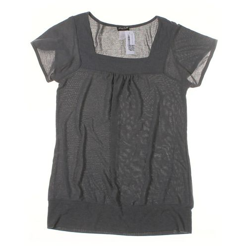 Julie's Closet Maternity Maternity Shirt in size M at up to 95% Off - Swap.com