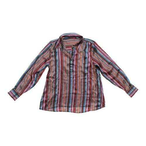 Liz Lange Maternity Maternity Shirt in size L (12-14) at up to 95% Off - Swap.com