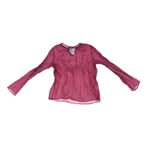Liz Lange Maternity Maternity Shirt in size L at up to 95% Off - Swap.com