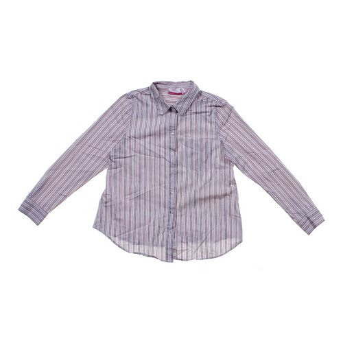 Liz Lange Maternity Maternity Shirt in size M (8-10) at up to 95% Off - Swap.com