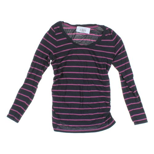 Liz Lange Maternity Maternity Shirt in size S at up to 95% Off - Swap.com
