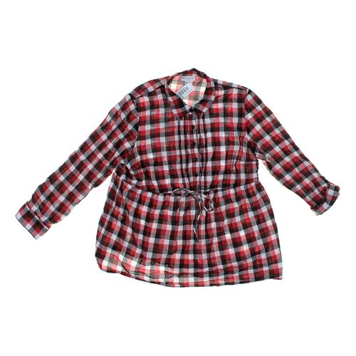 Liz Lange Maternity Maternity Shirt in size XXL at up to 95% Off - Swap.com