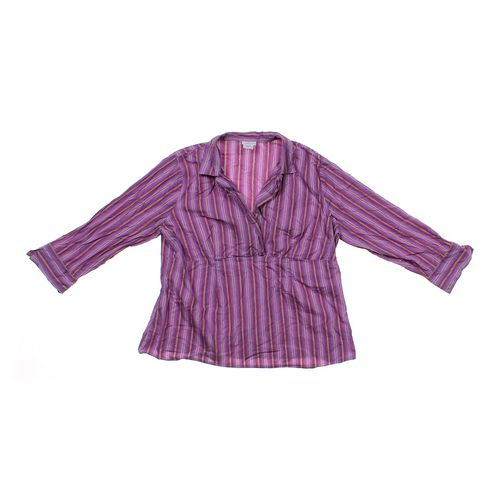 Oh Baby by Motherhood Maternity Shirt in size L (12-14) at up to 95% Off - Swap.com