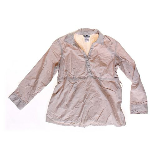 Oh Baby by Motherhood Maternity Shirt in size M (8-10) at up to 95% Off - Swap.com