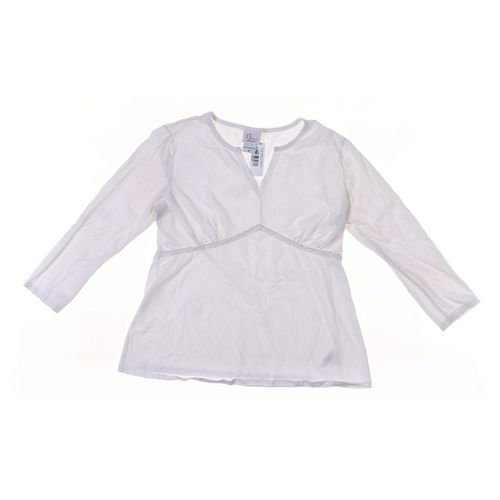 Oh Baby by Motherhood Maternity Shirt in size M at up to 95% Off - Swap.com