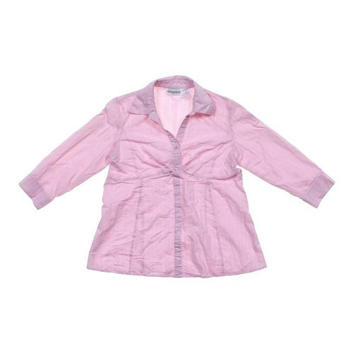 Oh! Mama Maternity Shirt in size S (4-6) at up to 95% Off - Swap.com