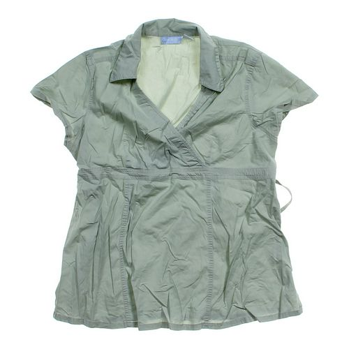 Soon To Be Maternity Maternity Shirt in size M at up to 95% Off - Swap.com