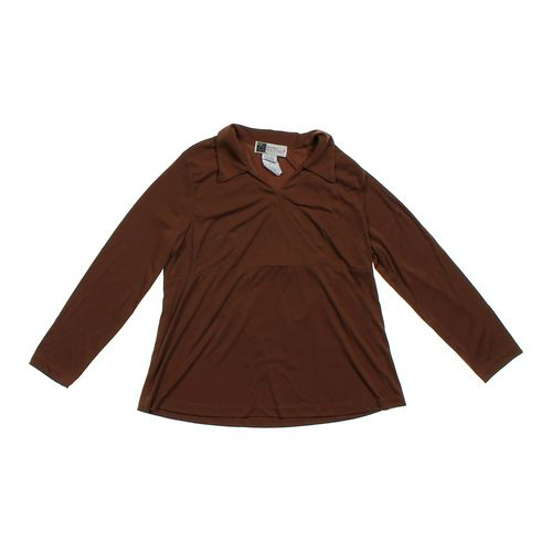 Tomorrow's Mother Maternity Shirt in size L (12-14) at up to 95% Off - Swap.com