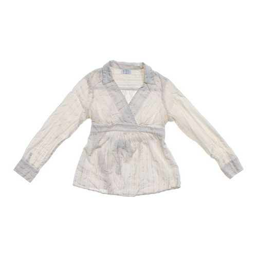 Two Hearts Maternity Maternity Shirt in size L (12-14) at up to 95% Off - Swap.com