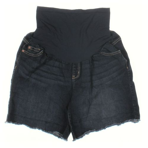 Indigo Blue Maternity Shorts in size L at up to 95% Off - Swap.com