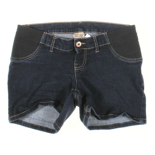Indigo Blue Maternity Shorts in size M at up to 95% Off - Swap.com