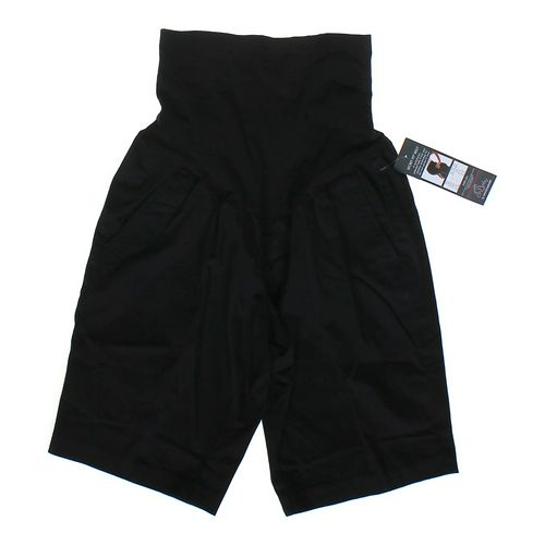 260d3ef0f Black Oh Baby by Motherhood Maternity Shorts in size M at up to 95 ...
