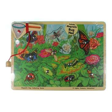 Melissa & Doug Magnetic Bug Collection Puzzle for Sale on Swap.com