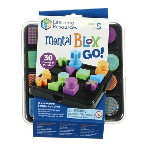 Learning Resources Mental Blox Go! at up to 95% Off - Swap.com